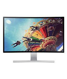 Samsung 68.5 cm (27) Led Ls27d590cs/xl Curved Monitor
