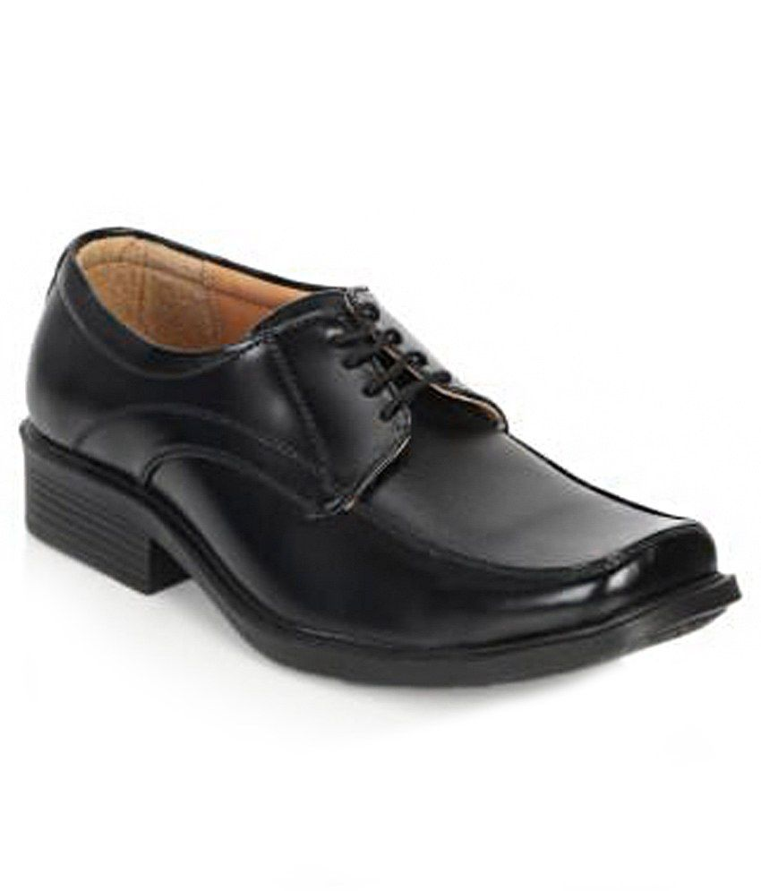 bata black derby genuine leather formal shoes price in
