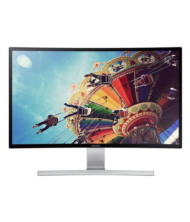 Samsung 68.5 cm (27) Led Ls27d590cs/xl Curved Monitor