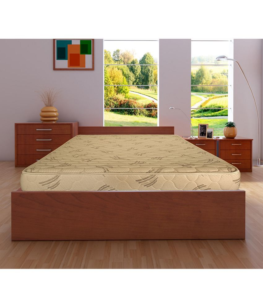 kurlon relish spring 6 inches mattress queen buy kurlon relish