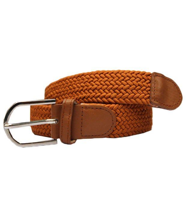 Winsome Deal Casual Orange Belt