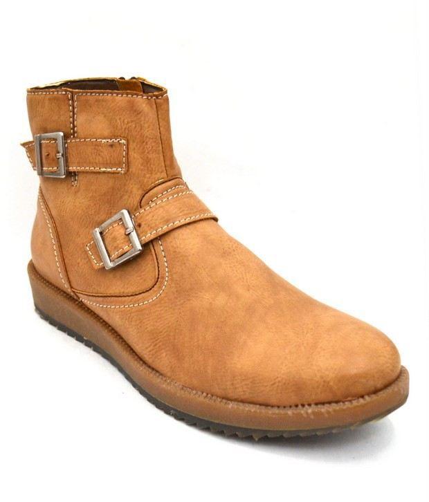 Zoot24 Beige Boots