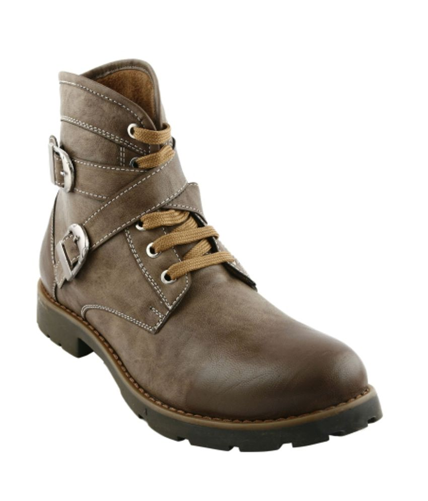 Eego Italy Strong Brown Boots