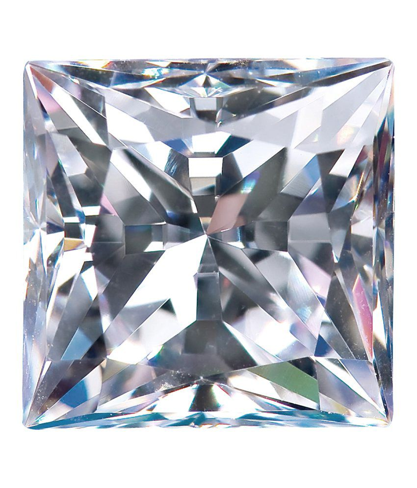Diamond Nexus India Lab Created Loose Diamonds,0.56 Ct Princess Cut,D-Color,IF Clarity,AIG Certified(USA)