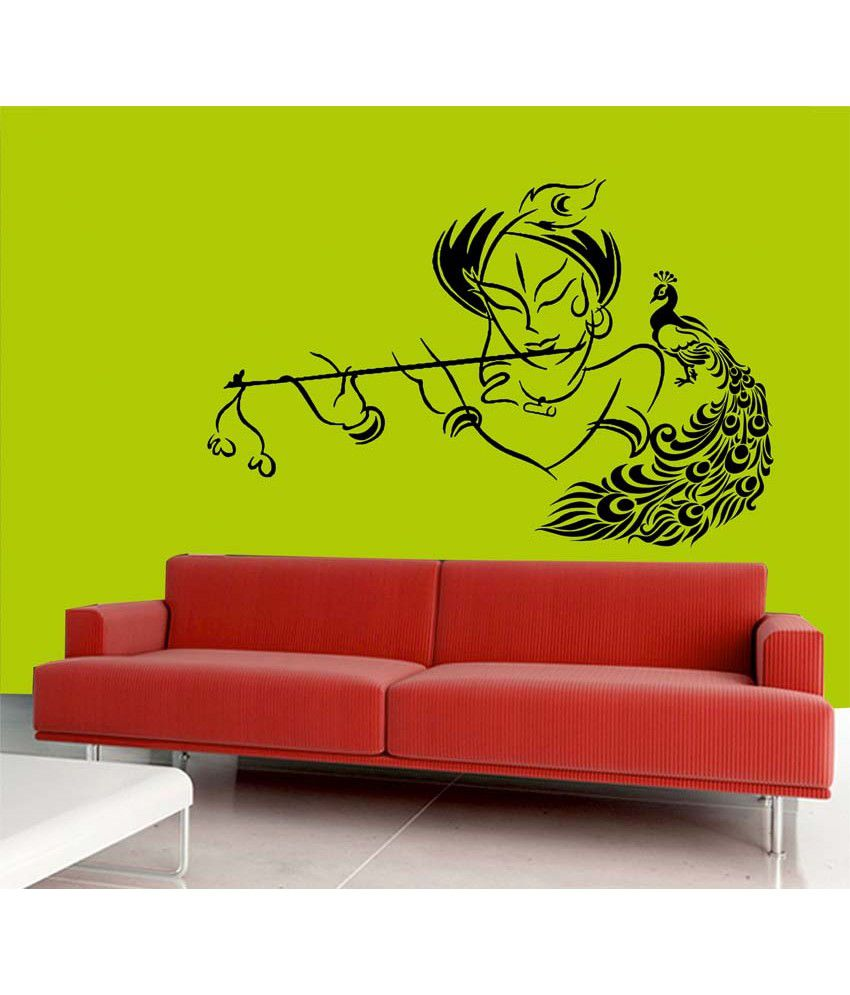 mesleep god design black wall sticker buy mesleep god wall decoration at its best