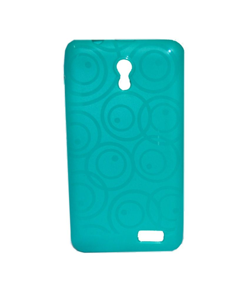 Cell First Designer Back Cover For Lenovo A319 Green Plain Back Covers Online At Low Prices