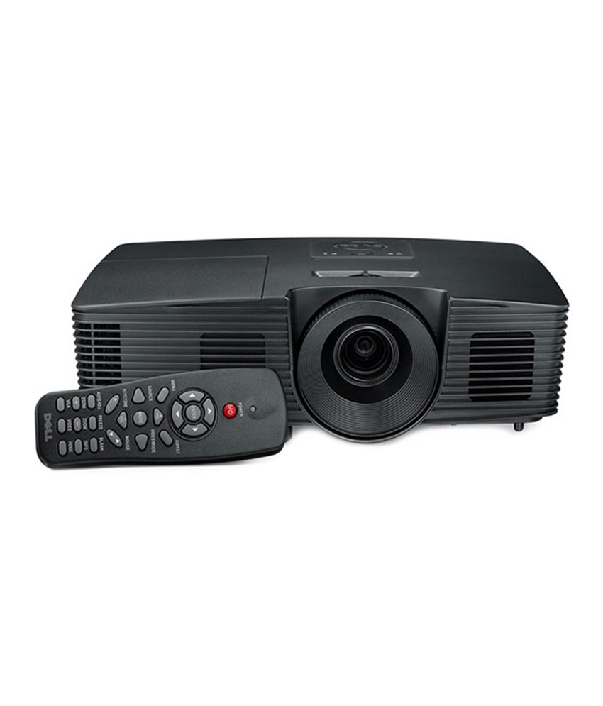 Buy Dell 1220 HD DLP Business Projector 2,700 Lumens (800x600 ...
