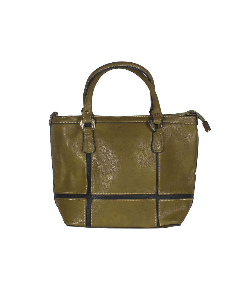 Buy Satchel Double Line Design At Best Prices In India