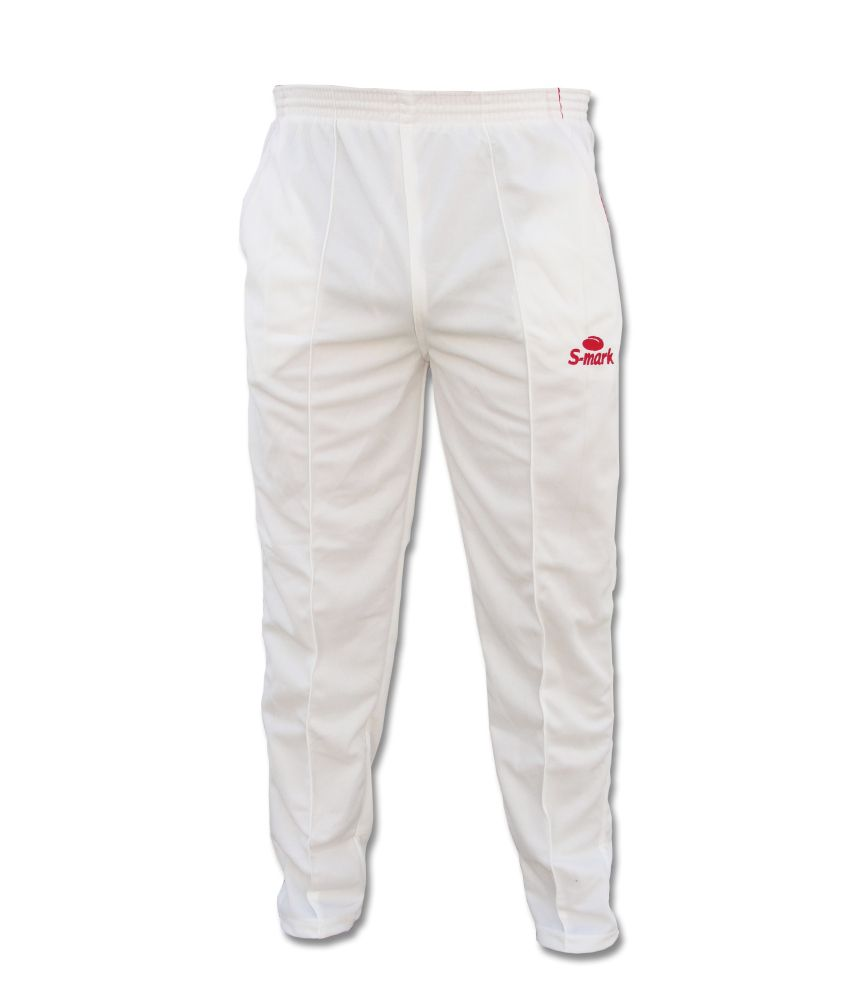 S-mark Polyester Cricket Trouser