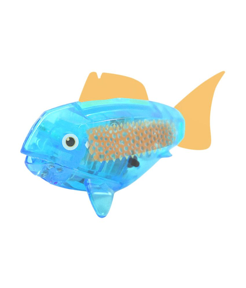 Hexbug smart fish aquabot green best price in india on for Aquabot smart fish