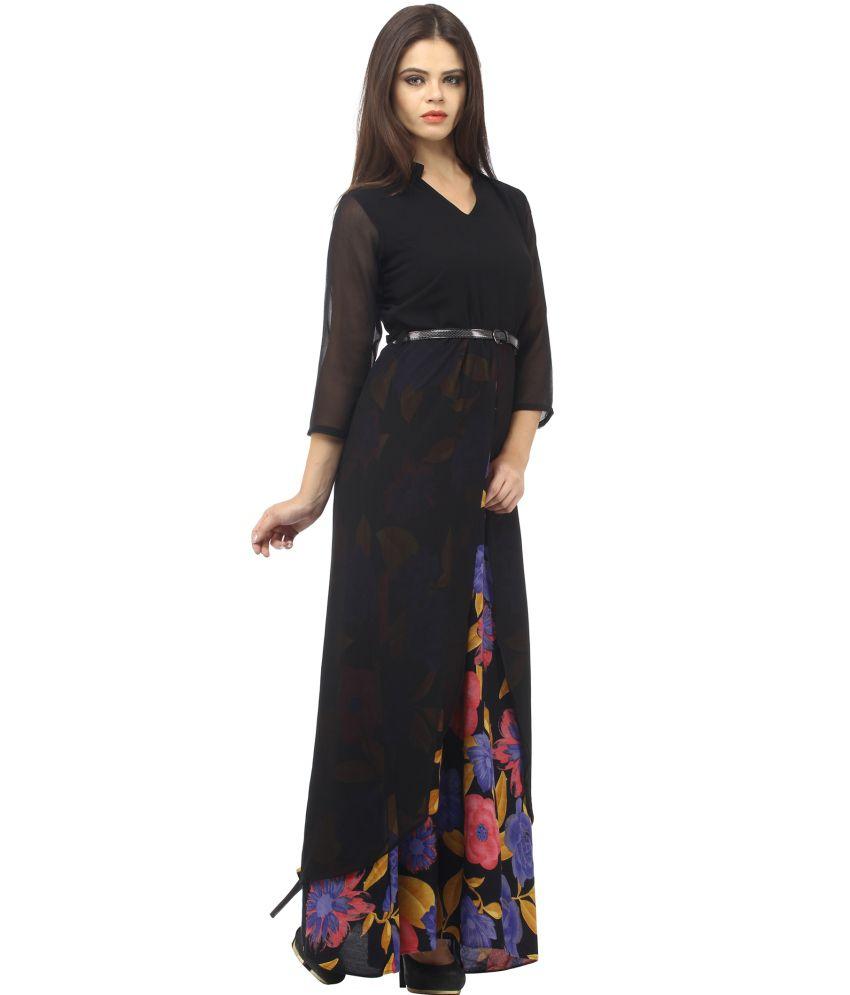 Maxi dresses rayon