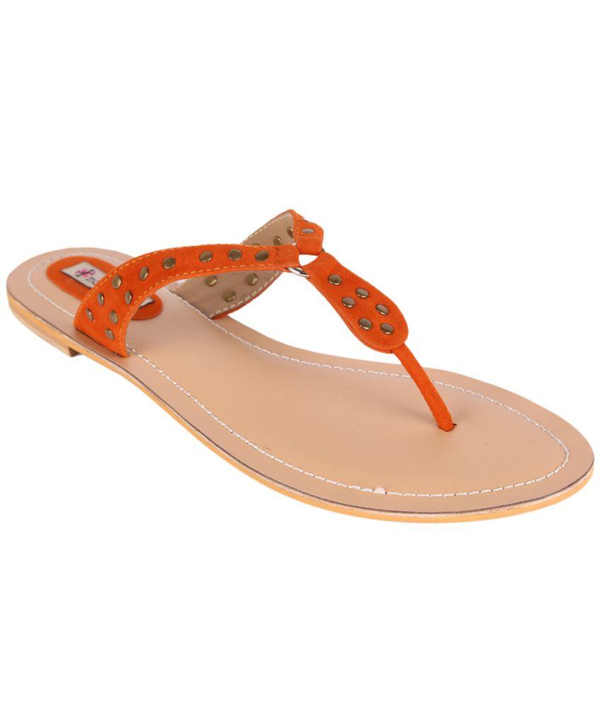 Indulgence Orange Flat