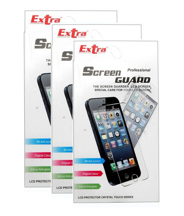 Extra Screen Protector For Samsung Galaxy Grand Neo I9060 - Pack Of 3