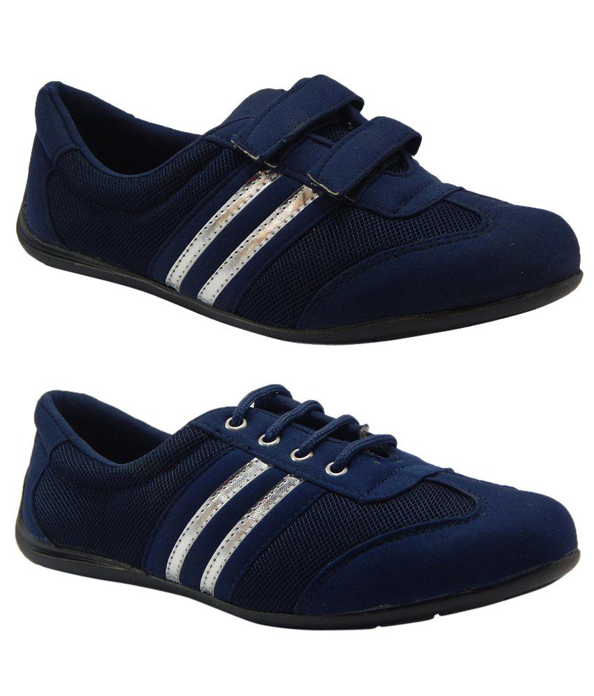 86ed0606dc4 GS Footwear Combo of Women's Casual Shoes Price in India- Buy GS Footwear  Combo of Women's Casual Shoes Online at Snapdeal