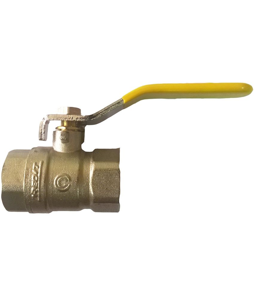 Unik Brass Ball Valve - 80mm
