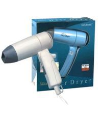Ozomax Micro Hair Dryer Gray