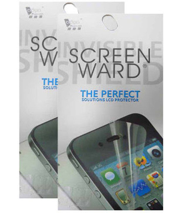 Apple Iphone 6 Clear Screen Guard by SCREENWARD
