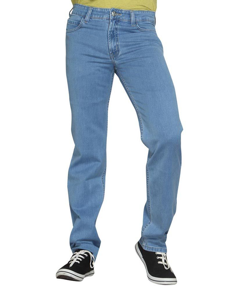 Carrie Jeans Basic Light Blue Jeans