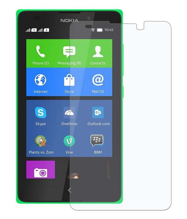 Nokia Lumia 630 Tempered Glass Screen Guard by VPS
