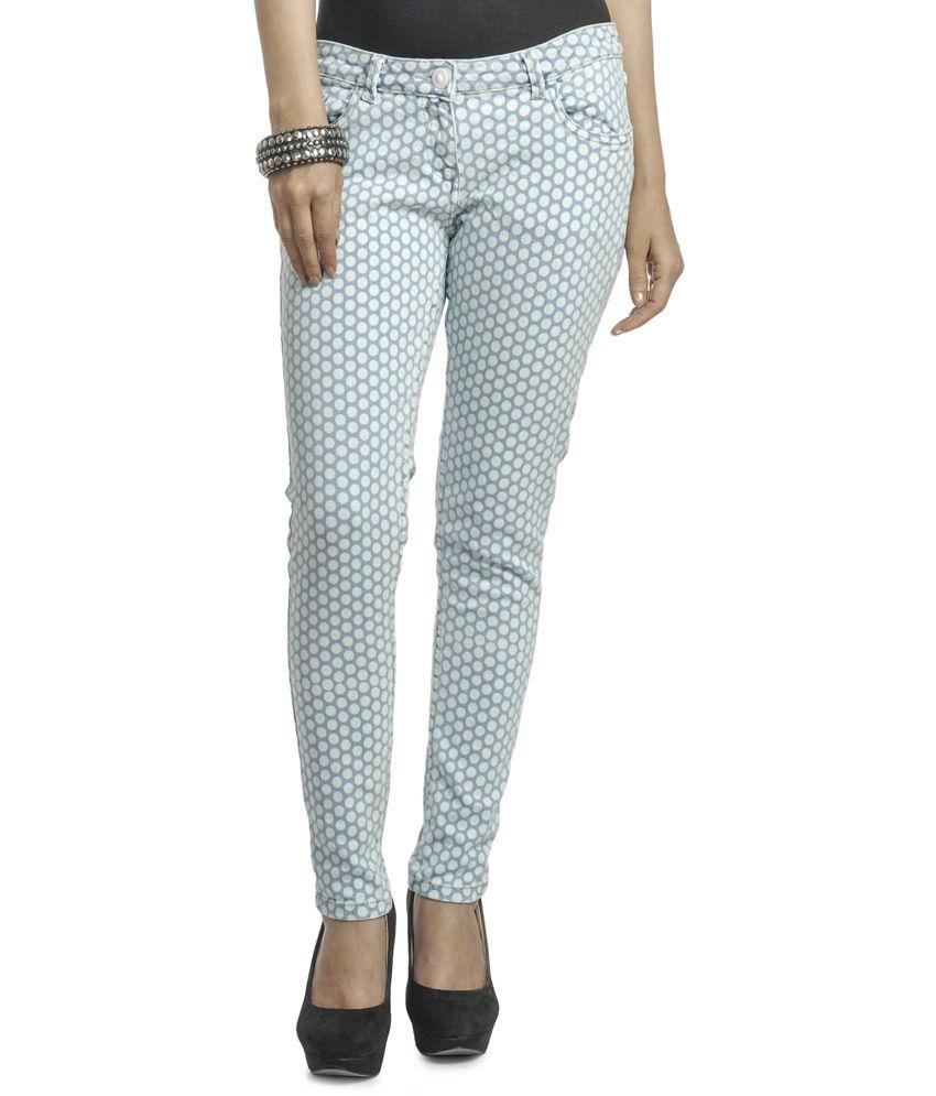 Addyvero Multi Color Denim Jeans
