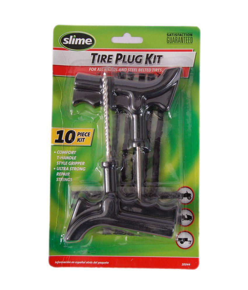 slime tire plug kit instructions