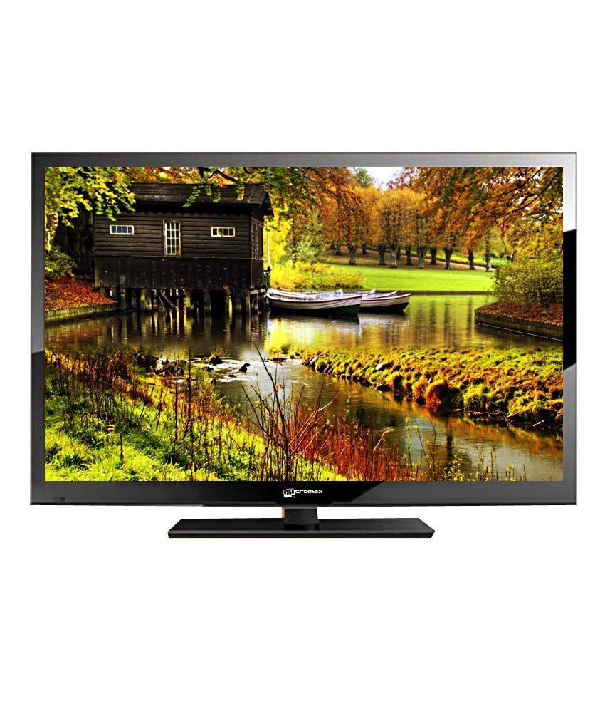 Micromax 32T7250 / 32TFK50HD 81.28 cm (32) HD Ready LED Television With 1+2 Year Extended Warranty