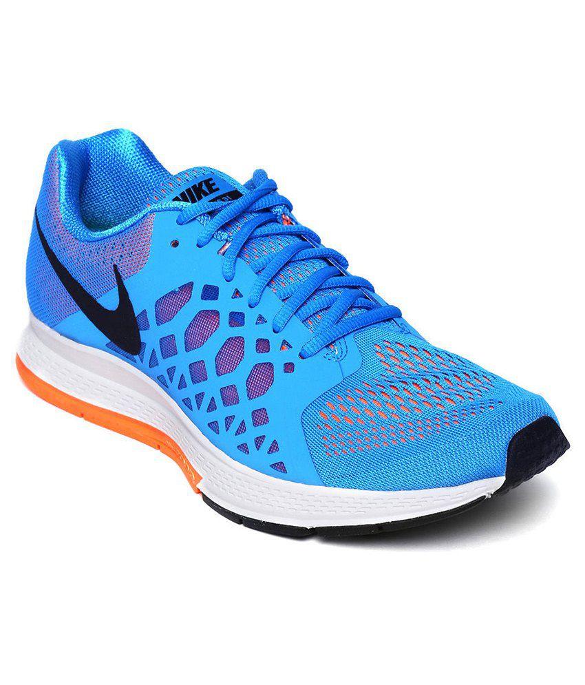 meet 475e4 91582 Nike Air Zoom Pegasus 31 Blue Sport Shoes