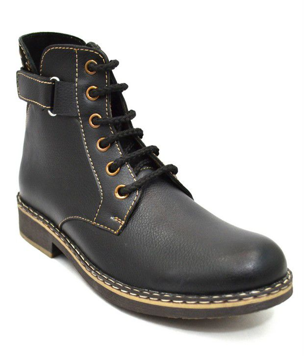 Zoot24 Eder Black Boots