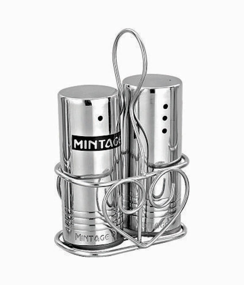 Mintage Salt And Pepper Container Buy Online At Best