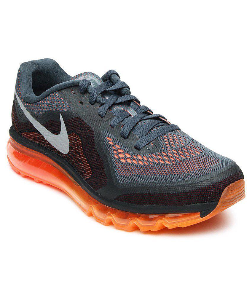 nike air max 2014 black sport shoes buy nike air max. Black Bedroom Furniture Sets. Home Design Ideas