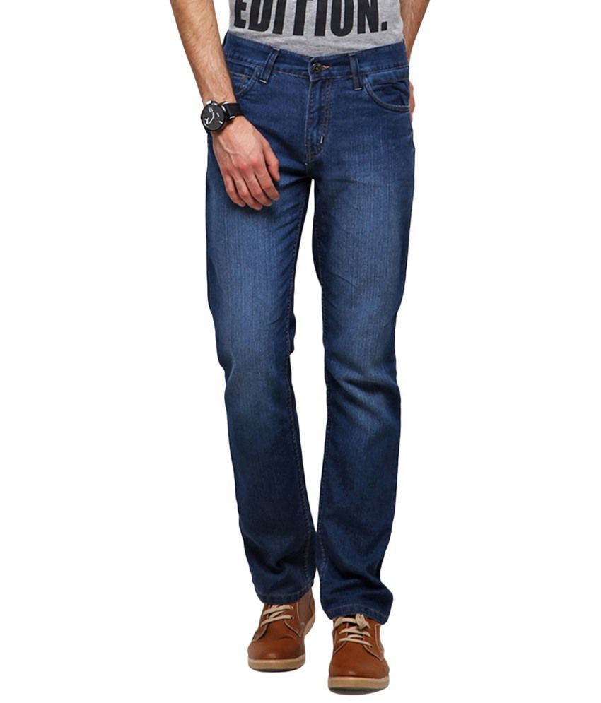 Yepme Arnold Blue Jeans