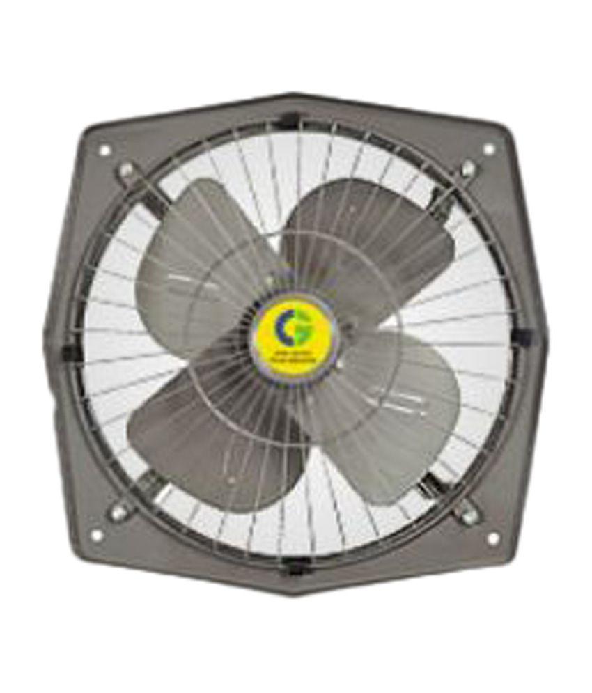 Crompton Trans Air 300 mm Exhaust Fan - Grey