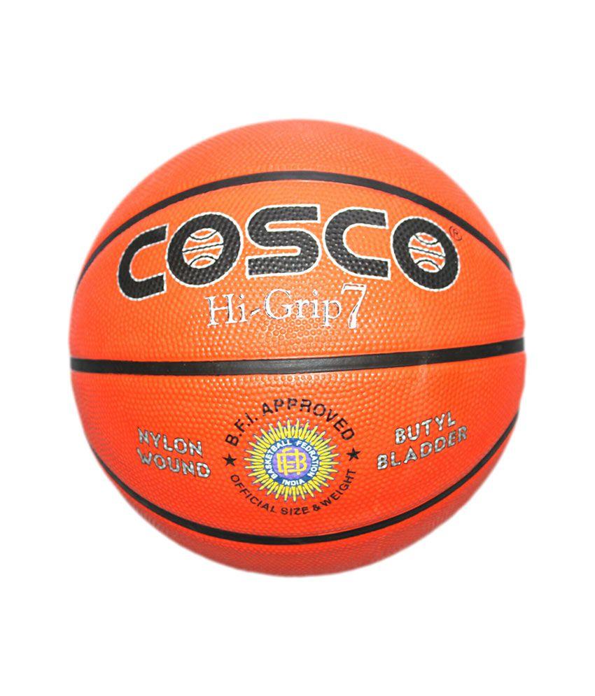 Cosco Hi grip Basketball / Ball Size 7
