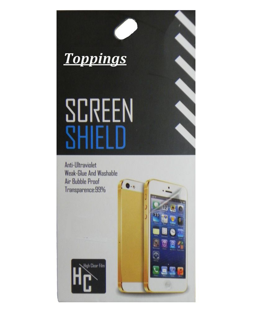 Samsung Galaxy Grand Neo GT Matte Screen Guard by Toppings