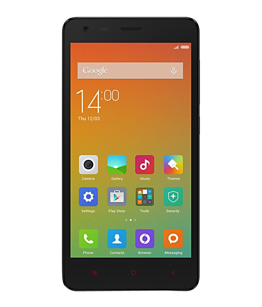 Redmi 2 (8GB, White)