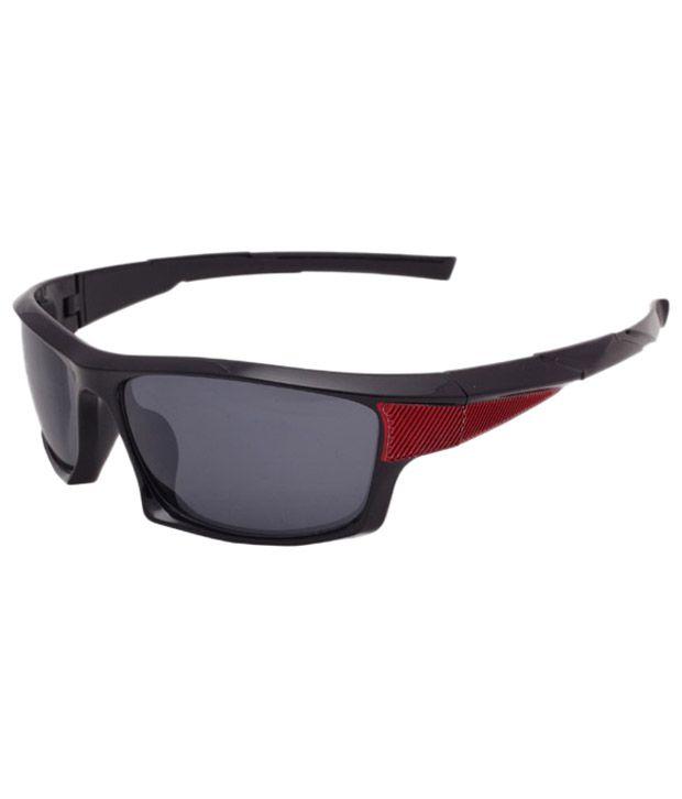 Spiky Beautiful Black & Gray Sunglasses
