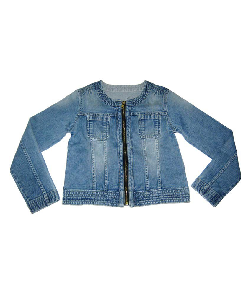 Carmen Casuals Blue Denim Jacket