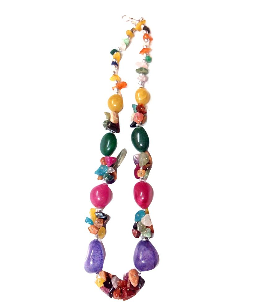 Elegant Handicraft Traditional Handmade Stones Mala