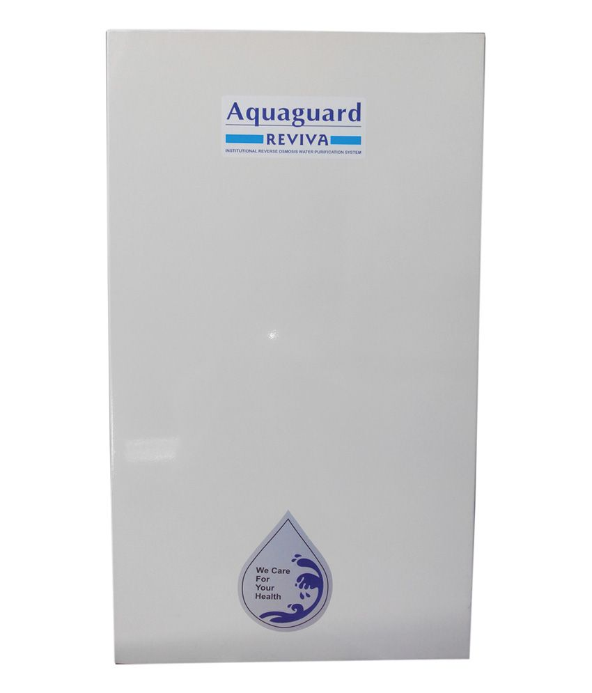 f5d2c95b7fb Eureka Forbes 50 Ltr REVIVA 50LPH Online Water Purifier Water Purifiers -  Buy Online   Best Price