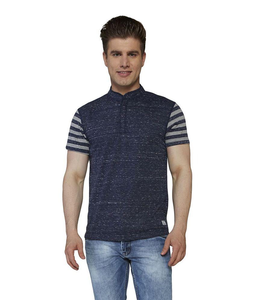 Globus Men's Casual T-shirt