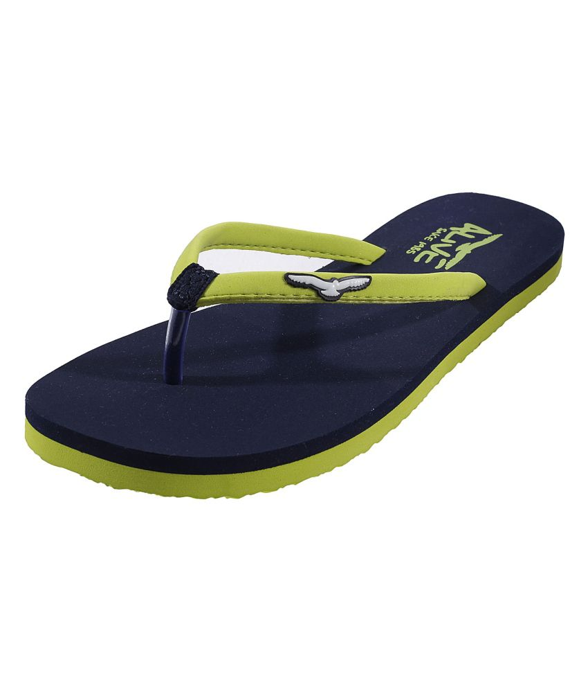 fe23e8ed6 Solethreads Navy Rubber Flip Flops St Basic L Price in India- Buy  Solethreads Navy Rubber Flip Flops St Basic L Online at Snapdeal