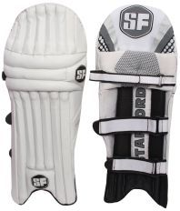 SF Clublite Youth Black Batting Legguard For Men