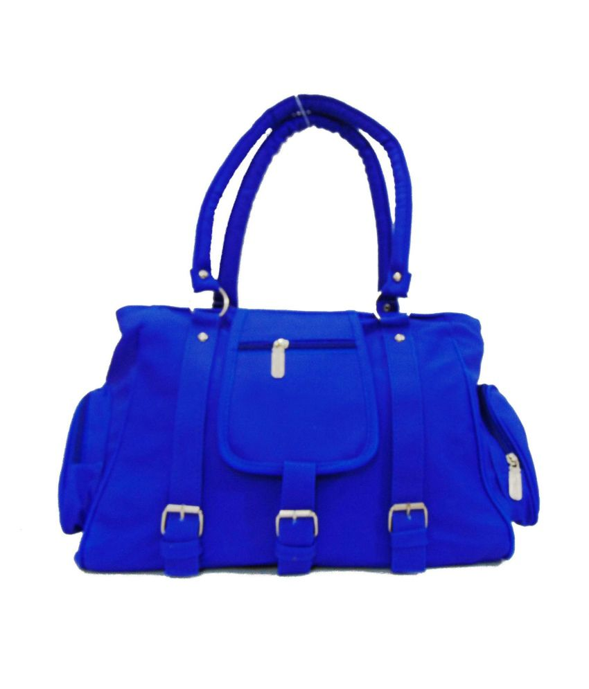 Estoss Blue Handbag