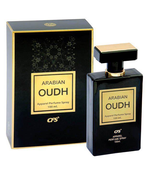 Cfs Exotic Arabian Oudh Black Perfume