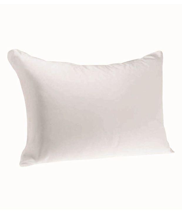Jdx White Hollow Fibre Very Soft Pillow-38x65