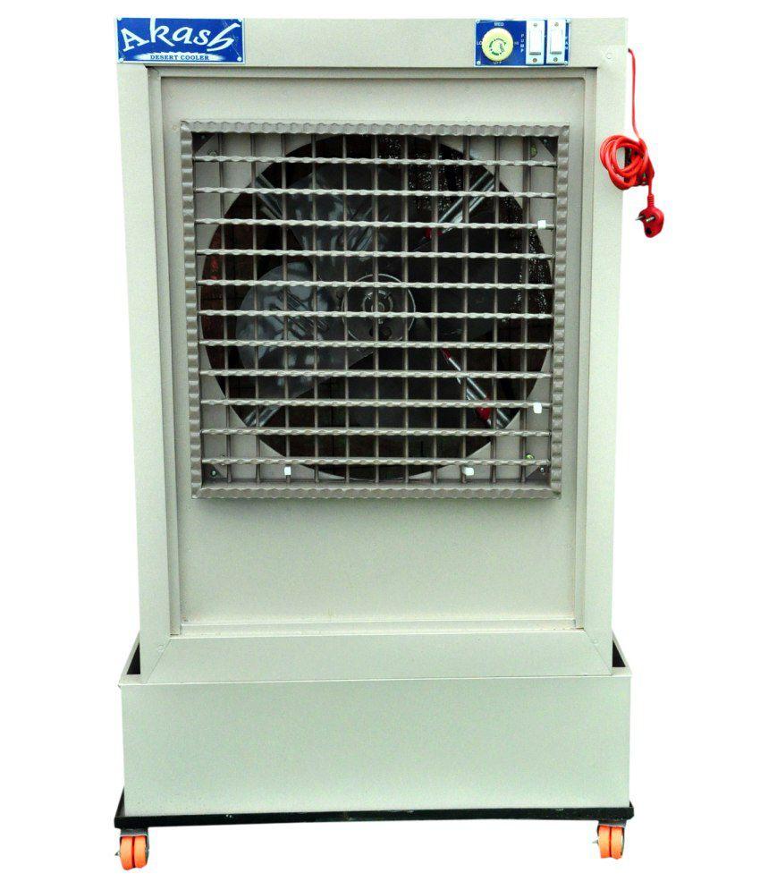 Summer Cooler 85 Litres Summer Sangam Desert Cooler Off White