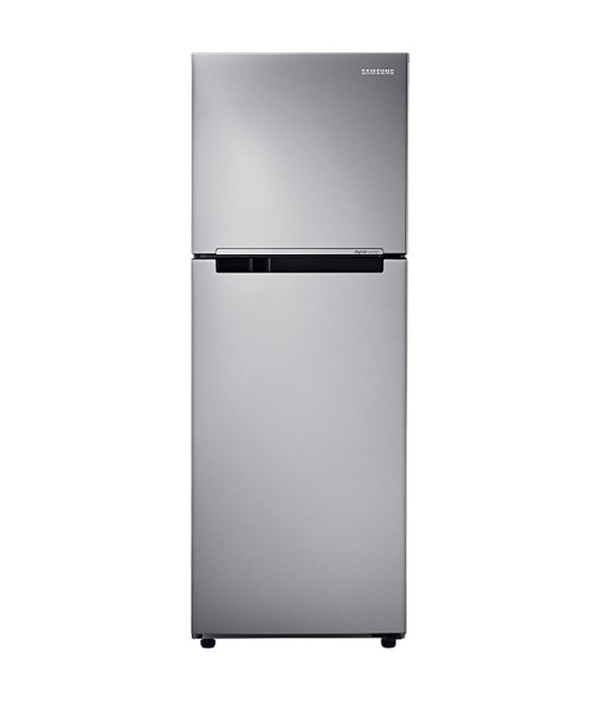 Samsung 253 Ltr 4 Star RT27JARYESA Double Door Refrigerator - Metal Graphite
