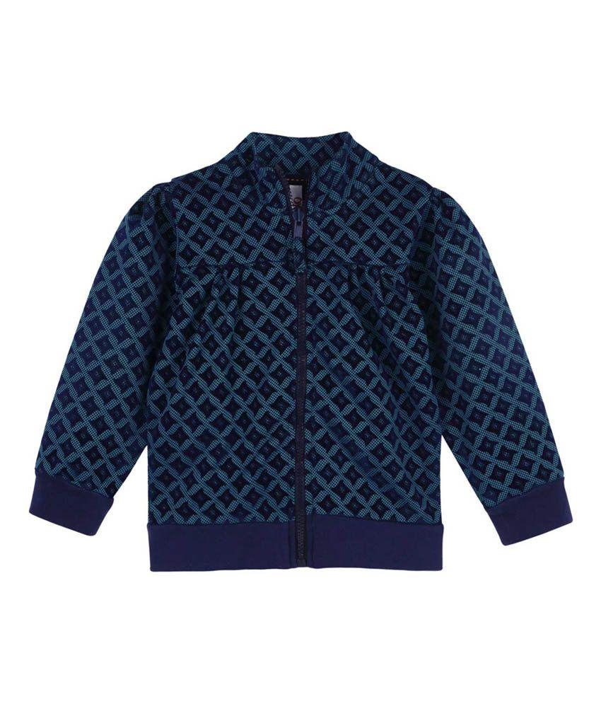 Oye Multicolorr Cotton Jacket