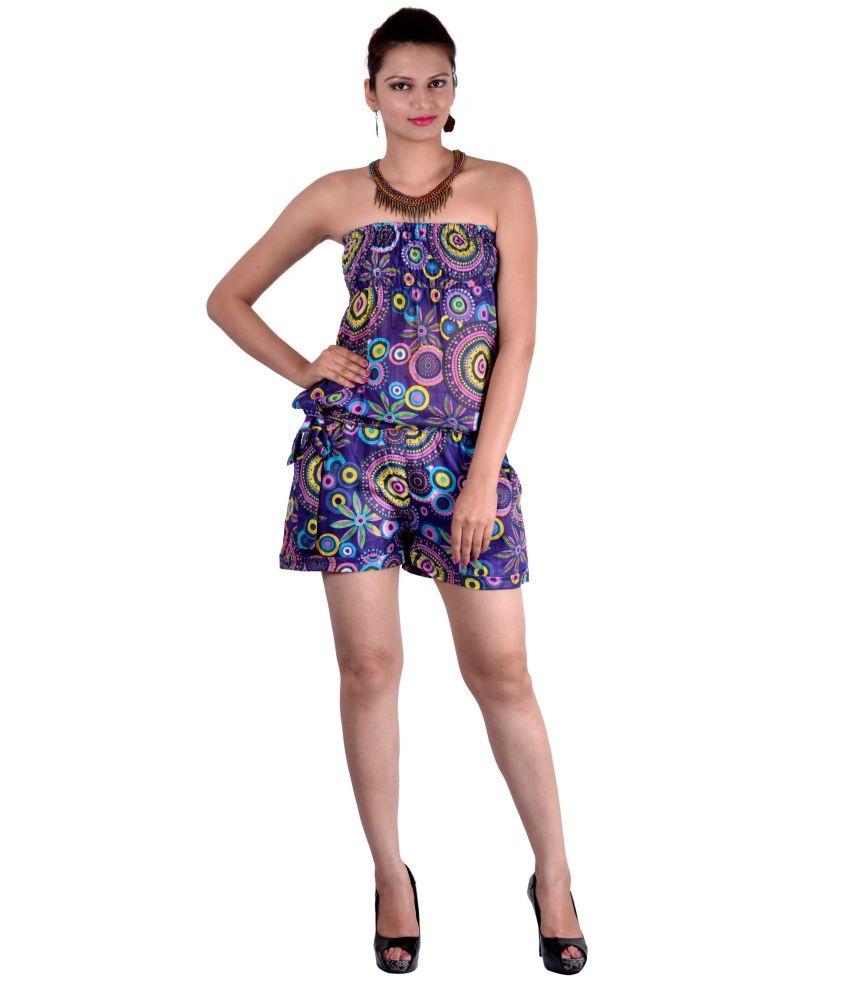 Indi Bargain Cotton Jumpsuits