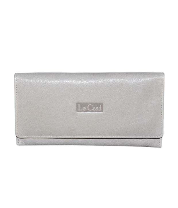 Le Craf Della Sand Stylish Women's Wallet